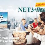 internet cáp quang và truyền hình số viettel tốc độ cao giá 260k tháng