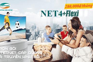 internet cáp quang và truyền hình số viettel tốc độ cao giá 280k tháng