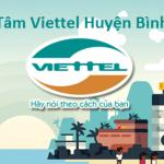 Trung Tâm Viettel Huyện Bình Chánh