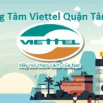 Trung Tâm Viettel Quận Tân Phú