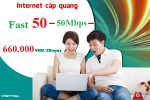 Khuyến Mãi lắp đặt internet cáp quag viettel tốc độ cao