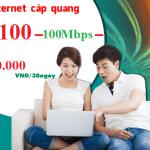 Khuyến mãi internet cáp quang viettel tốc độ cao