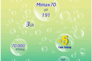 gói cước miamax viettel huyến mãi