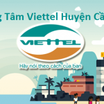 Trung Tâm Viettel Huyện Cần Giờ