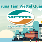 Trung Tâm Viettel Quận 1