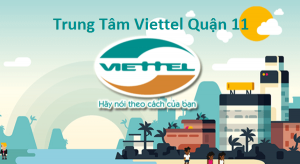 Trung Tâm Viettel Quận 11