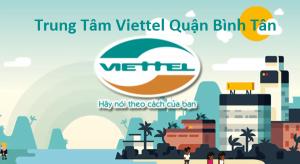 Trung Tâm Viettel Quận Bình Tân