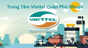 Trung Tâm Viettel Quận Phú Nhuận