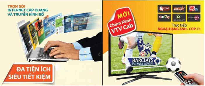 Khuyến Mãi internet cáp quang và truyền hình số viettel tháng 10/2018