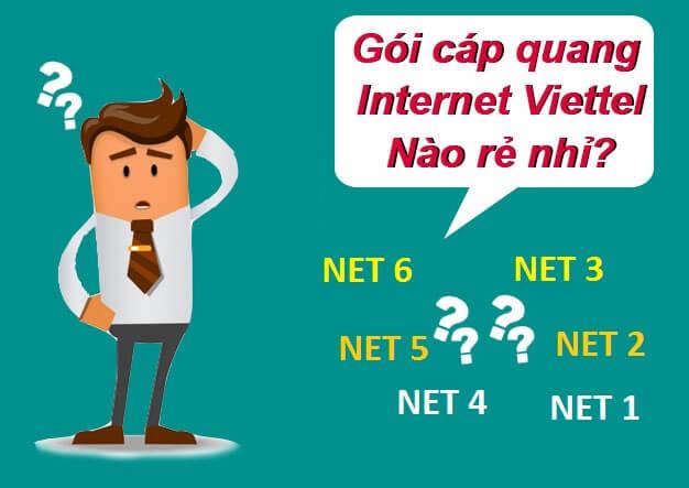 dịch vụ internet viettel