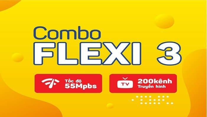 Combo Internet Và Truyền Hình Viettel NET 3 Plus (55Mbps)