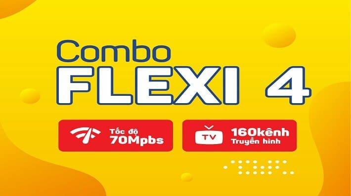 Combo Internet Và Truyền Hình Viettel NET 4 Plus (70Mbps)
