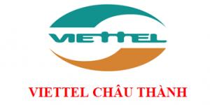 Viettel Huyện Châu Thành Tỉnh Tây Ninh