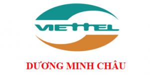 Viettel Huyện Dương Minh Châu