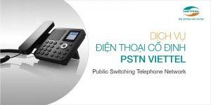 PSTN - Điện Thoại Cố Định Viettel